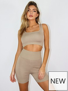 missguided-cycling-short-co-ord