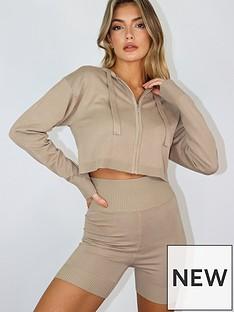 missguided-zip-through-hoodie-co-ord
