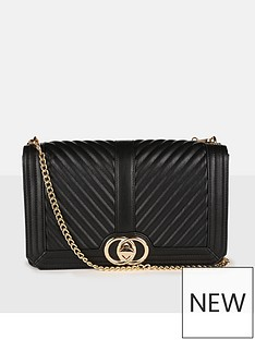 missguided-missguided-quilted-chevron-panel-crossbody-bag-blacknbsp