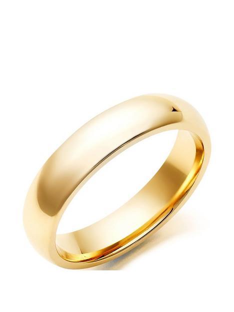 beaverbrooks-9ct-gold-mens-wedding-ring