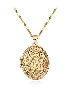 beaverbrooks-9ct-gold-filigree-family-locket
