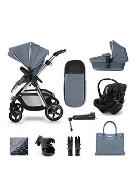 Silver Cross Pioneer Travel System Dream Isize & Base Bundle