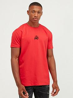 kings-will-dream-grinnell-t-shirt-red