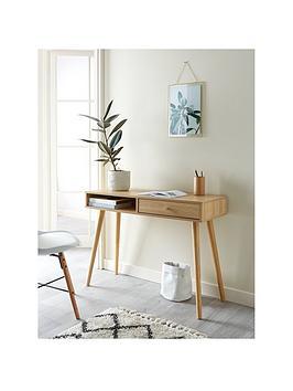 monty-1-drawer-desk-oak