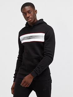 kings-will-dream-vendon-fleece-overhead-hoodie-black