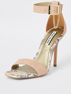 river-island-chain-detail-barely-there-sandal-light-pink