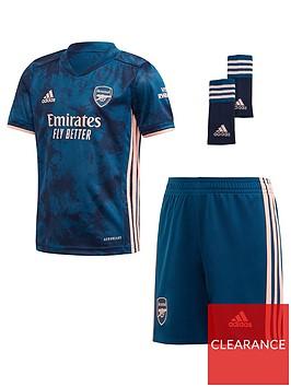 adidas-arsenal-infant-2021-3rd-mini-kit