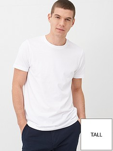 very-man-tall-essential-crew-t-shirt-white