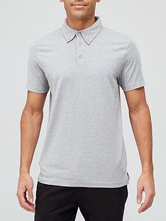 very-man-comfort-stretch-jersey-polo-grey-marl