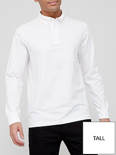 very-man-tall-comfort-stretch-long-sleeve-jersey-polo-shirt-white