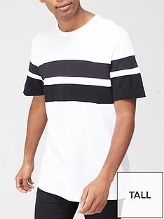 very-man-tall-chest-slub-t-shirt-whiteblacknbsp