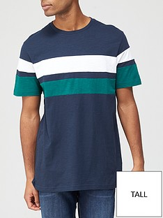 very-man-tall-chest-slub-t-shirt-navywhitegreennbsp