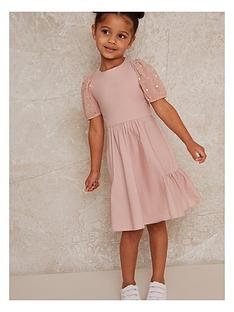 chi-chi-london-girls-medulia-dress-pink
