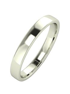 love-gold-9ct-gold-premier-collection-3mm-heavy-weight-wedding-band