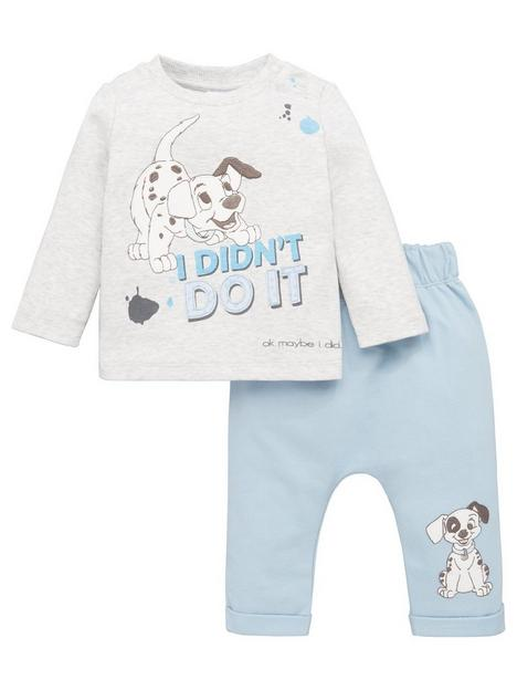 disney-101-dalmatians-baby-boynbsp2-piece-i-didnt-do-it-set-grey