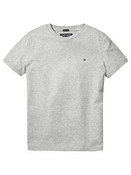 tommy-hilfiger-boys-short-sleeve-essential-flag-t-shirt-grey