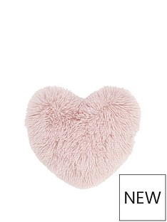 catherine-lansfield-cuddly-heart-cushion