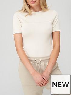 missguided-missguided-clean-seam-front-bodysuit-cream