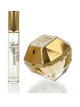 paco-rabanne-lady-million-80ml-eau-de-parfum-amp-20ml-eau-de-parfum