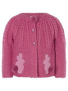 monsoon-baby-girls-bunny-chunky-knit-cardi-pink