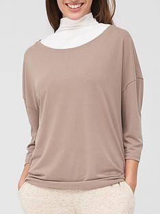 v-by-very-drop-shoulder-oversized-t-shirt-nude