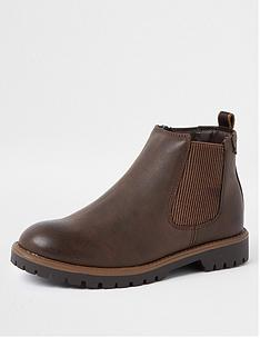 river-island-boys-chunky-chelsea-boots--nbspbrown