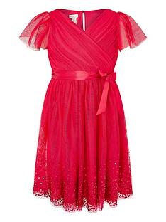 monsoon-girls-tulle-sequin-wrap-dress-red
