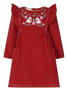 monsoon-baby-girls-robin-cord-dress-red
