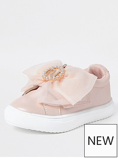 river-island-mini-girls-organza-bow-trainersnbsp--pink