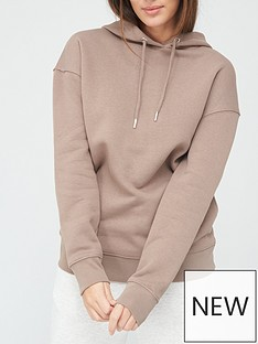 v-by-very-basic-hoodie-nude