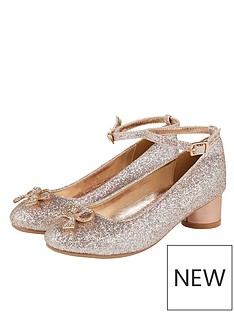 monsoon-girls-mika-glitter-diamonte-bow-heel-shoes-rose-gold