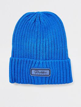 river-island-boys-knitted-beanie-hat--nbspblue