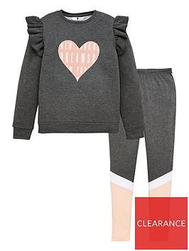 v-by-very-girls-2-piecenbspheart-lounge-sweatshirtnbspand-leggings-set-multi