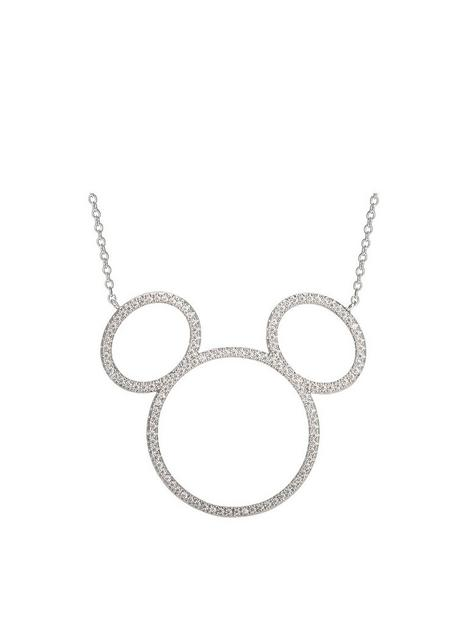 disney-mickey-mouse-sterling-silver-open-crystal-pendant-necklace