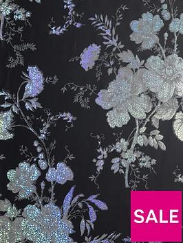 arthouse-bijoux-fleurette-charcoal-wallpaper