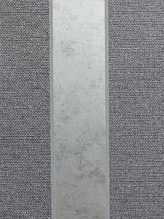 arthouse-calico-stripe-gunmetal-grey-wallpaper