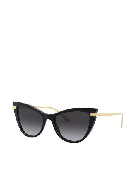 dolce-gabbana-cateye-sunglasses-blacknbsp