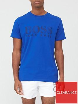 boss-logo-t-shirt-rn-bluenbsp