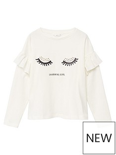 mango-girls-eyelash-long-sleeve-t-shirt-white