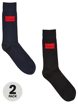 hugo-bodywearnbspsock-gift-set-2-pack-blacknavy