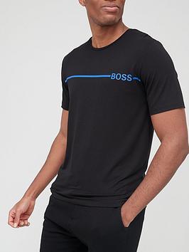 boss-bodywear-refined-lounge-t-shirt-black