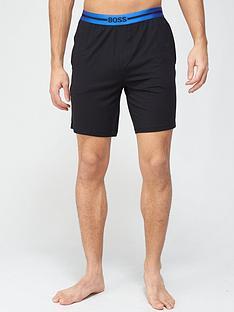 boss-bodywear-refined-lounge-shorts-black