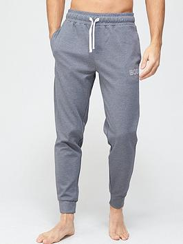 boss-bodywear-contemporary-lounge-pants-grey-marl