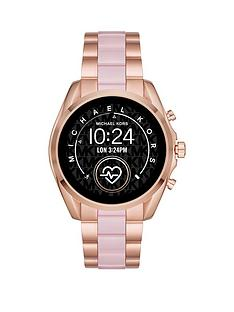 michael-kors-bradshaw-rose-tone-amp-pink-bracelet-smart-watch