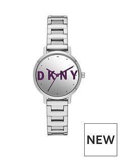 dkny-the-modernist-silver-logo-dial-stainless-steel-bracelet-watch