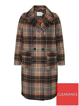 junarose-junaorse-caroll-check-coat