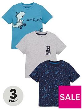 mini-v-by-very-boys-3-pack-dino-t-shirts-multi