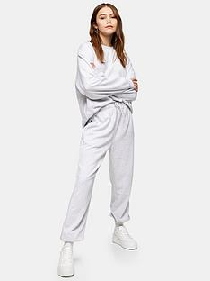 topshop-sweat-amp-jogger-set-grey-marl