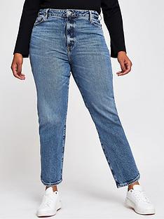 ri-plus-mid-high-rise-blair-straight-leg-jeans-blue