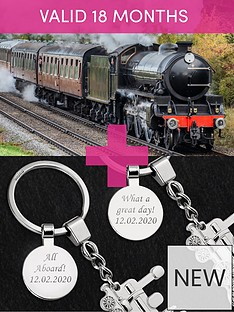 activity-superstore-the-perfect-gift-for-steam-train-enthusiasts-with-a-personalised-gift